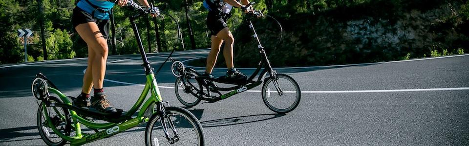 Perché usare una bici ellittica da strada: